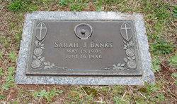 Sarah J. Banks