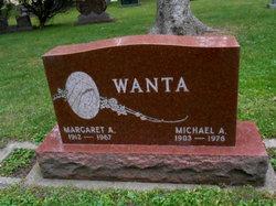 Margaret A Wanta