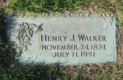 Henry J. Walker