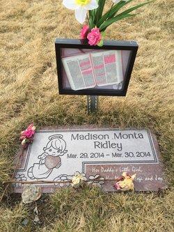 Madison Monta Ridley