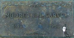 Mildred E. L. Carver