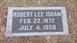 Robert Lee Isham