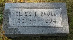 Margaret Elise <I>Thielman</I> Paull