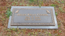 Helen Kelly <I>Blazier</I> Cooper