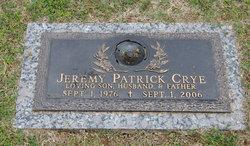 Jeremy Patrick Crye
