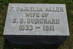 F. Pamelia <I>Allen</I> Burchard