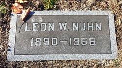 Leon William Nuhn
