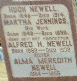Alma Meredith Newell