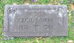 Cecil <I>Wilhelm</I> Livers