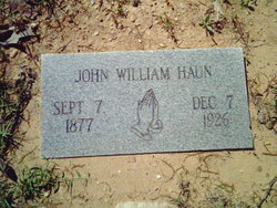 John William Haun