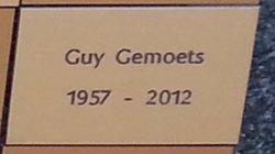 Guy Gemoets
