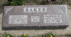 Edith F. <I>Lantz</I> Baker