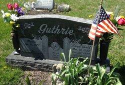 """Pvt Floyd """"Toots"""" Guthrie, Jr"""