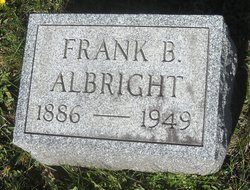 Frank B Albright