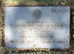 Thomas Fedorshak