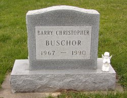 Barry Christopher Buschor
