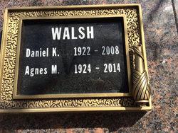 Agnes Sarah <I>Morelli</I> Walsh