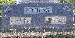 Lorraine Luella <I>Mason</I> Robbins