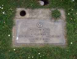SSGT William Koss
