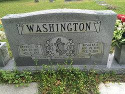 Henry S Washington, Sr