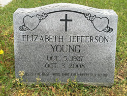 Elizabeth Jefferson Young