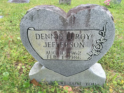 Dennis Leroy Jefferson
