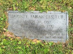 Javonte Fabian Lesueur