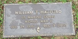 William Thomas Halford, Sr