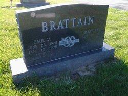 Paul Vernon Brattain