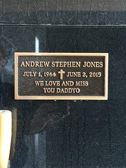 Andrew Stephen Jones