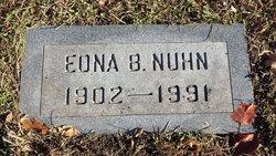 Edna B Nuhn