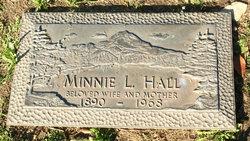 Minnie L Hall