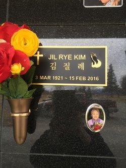 Jil Rye Kim