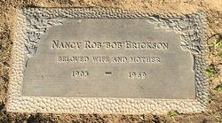 """Nancy Rob """"Bob"""" Erickson"""