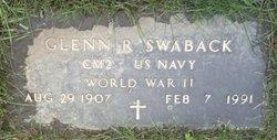 Glenn R Swaback