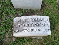 Blanche Ford Mack