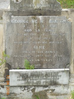 George Henry Barron