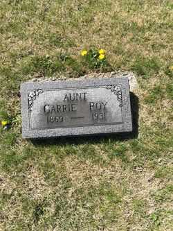 Carrie Roy