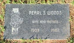 Pearl S Woods