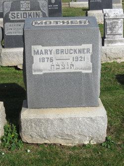 Mary Bruckner