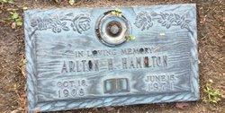 Arlton H Hamilton