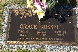 Grace <I>Hutchins</I> Russell