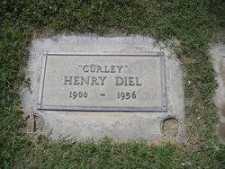 """Henry """"Curley"""" Diel"""