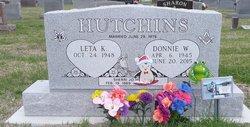 Donnie W. Hutchins