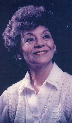 Grace Ruth <I>Spezze</I> Sooter