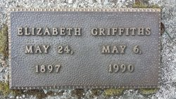 Elizabeth Griffiths