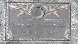 Lester F Whitfeldt