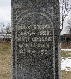 Gilbert Crosbie