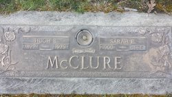 Sarah E McClure