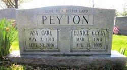 Asa Carl Peyton